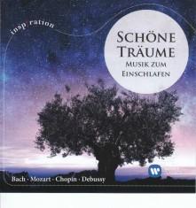 CD SCHONE TRAUME - MUSIK ZUM EINSCHLAFEN