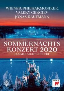 DVD WIENER PHILHARMONIKER/VALERY GERGIEV - Sommernachtskonzert 2020 / Sum