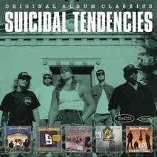 CD SUICIDAL TENDENCIES - Original Album Classics