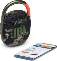 Reproduktor JBL Clip 4 Squad