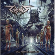 CD TYPHUS - MASS PRODUCED PERFECTION