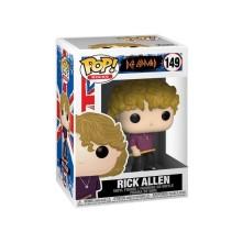 Figúrka POP! Rocks Vinyl Figure Rick Allen