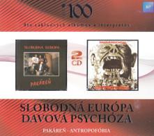 CD a Davová Psychóza - Pakáreň / Antropofóbia