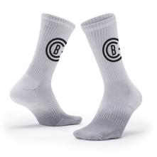 Ponožky CBG, Biela,