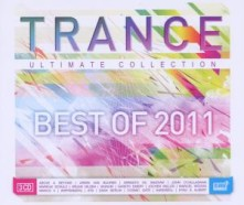 CD V/A - TRANCE THE ULTIMATE COLLECTION - BEST OF 2011