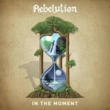 CD REBELUTION - IN THE MOMENT