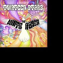 CD THIRTEEN STARS - WHITE RAVEN