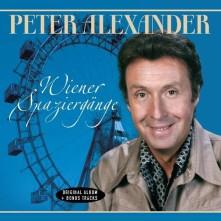 Vinyl ALEXANDER, PETER - WIENER SPAZIERGANGE