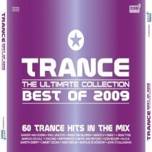 CD V/A - TRANCE -BEST OF 2009
