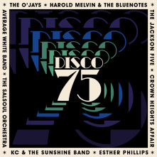 CD V/A - DISCO 75