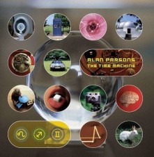 CD PARSONS, ALAN - TIME MACHINE