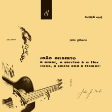 CD GILBERTO, JOAO - O AMOR O SORRISO E A FLOR
