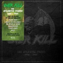 CD THE ATLANTIC YEARS 1986 – 1996