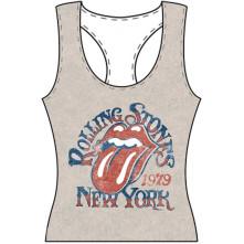 Tielko New York, Žena, Multicolor,