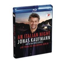 Blu-ray KAUFMANN, JONAS - An Italian Night - Live from t