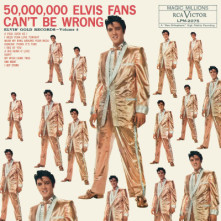 Vinyl 50,000,000 ELVIS FANS CAN'T BE WRONG VOL. 2
