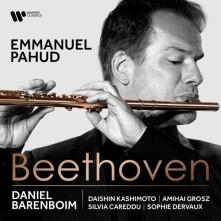 CD PAHUD, EMMANUEL - BEETHOVEN