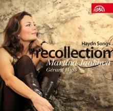 CD Recollection: Písně Josepha Haydna