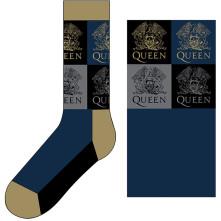Ponožky Crest Blocks