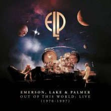 CD EMERSON, LAKE & PALMER - OUT OF THIS WORLD: LIVE (1970 - 1997)
