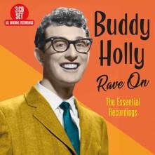 CD HOLLY, BUDDY - RAVE ON