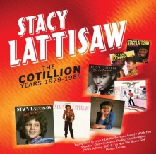 CD LATTISAW, STACY - COTILLION YEARS 1979-1985