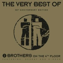 CD TWO BROTHERS ON THE 4TH F - VERY BEST OF
