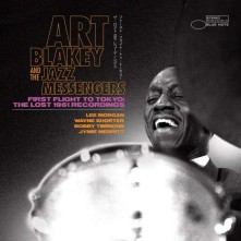 CD ART BLAKEY - FIRST FLIGHT TO TOKYO: THE LOST 1961 RECORDINGS