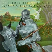 CD RETURN TO FOREVER - Romantic Warrior