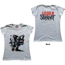 Tričko Iowa Goat Shadow, Žena, Šedá,