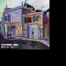 CD STRAWBERRY GIRLS - AMERICAN GRAFFITI