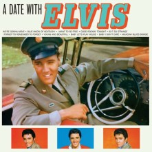 Vinyl A DATE WITH ELVIS