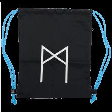 Vak Bag, Unisex, Čierna/modrá, Univerzálna