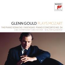 CD Glenn Gould Plays Mozart