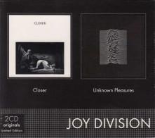CD Closer / Unknown Pleasures (Box Set)