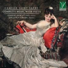 CD BIOCOTTINO, GIANNI/GRASSI - SAINT-SAENS: COMPLETE MUSIC WITH FLUTE