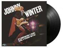 Vinyl WINTER, JOHNNY - CAPTURED LIVE!