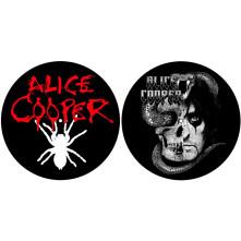 Podložka pod vinyl Spider/Skull