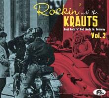 CD V/A - ROCKIN' WITH THE KRAUTS 2