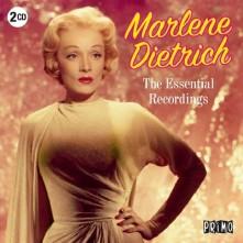 CD DIETRICH, MARLENE - ESSENTIAL RECORDINGS