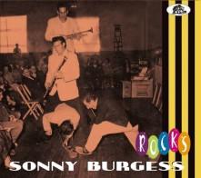 CD BURGESS, SONNY - ROCKS