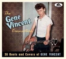 CD VINCENT, GENE.=TRIB= - GENE VINCENT CONNECTION