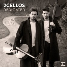 CD TWO CELLOS - Dedicated