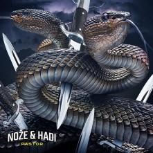 CD Nože & Hadi