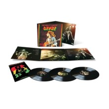 Vinyl Live! & THE WAILERS Deluxe Edition