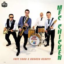 Vinyl MFC CHICKEN - FAST FOOD & BROKEN HEARTS