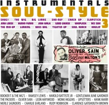 CD V/A - INSTRUMENTALS SOUL-STYLE VOL.3 1965-1966