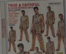 CD V/A - TRUE & FAITHFUL