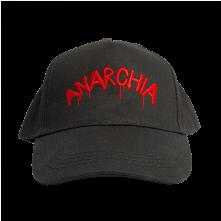 Šiltovka Anarchia, Unisex, Čierna, Univerzálna