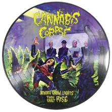 Vinyl CANNABIS CORPSE - BENEATH GROW LIGHTS THOU SHALT RISE